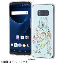 イングレム Ingrem Galaxy S8用 ハイブリッドケース OTONA ディズニー・シンデレラ22 IJ-DGS8CC2/CN022