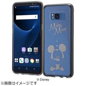 イングレム Ingrem Galaxy S8用 ハイブリッドケース ディズニー・ミッキーマウス IN-DGS8U/MK