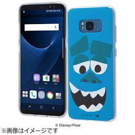 イングレム Ingrem Galaxy S8用 TPUソフトケース クローズアップ ディズニー・サリー IN-DGS8H/SU