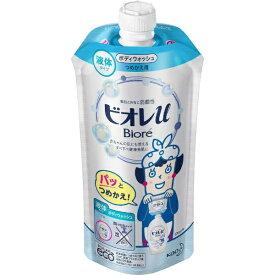 花王 Kao Biore(ビオレ)ビオレu つめかえ用 340ml
