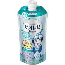 花王 Kao Biore(ビオレ)ビオレu さっぱりさらさら つめかえ用 340ml
