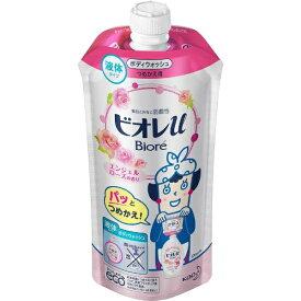 花王 Kao Biore(ビオレ)ビオレu エンジェルローズの香り つめかえ用 340ml