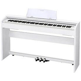 カシオ CASIO PX-770WE 電子ピアノ Privia ホワイトウッド調 [88鍵盤][PX770WE]