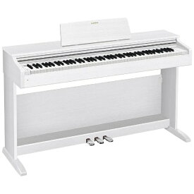 カシオ CASIO 電子ピアノ AP-270WE ホワイトウッド調 [88鍵盤][AP270WE]
