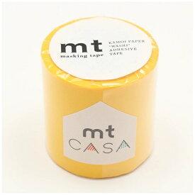 カモ井加工紙 KAMOI mt CASA 50mm(イエロー) MTCA5091