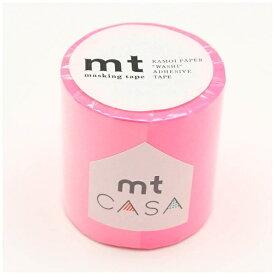 カモ井加工紙 KAMOI mt CASA 50mm(ショッキングピンク) MTCA5094