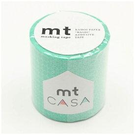 カモ井加工紙 KAMOI mt CASA 50mm(ラインパターン・グリーン) MTCA5122