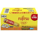 富士通 FUJITSU LR03FL40S 単4電池 [40本 /アルカリ]