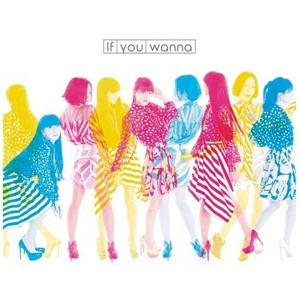 ユニバーサルミュージック Perfume/If you wanna 完全生産限定盤 【CD】