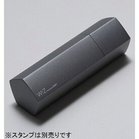 DEFF ディーフ 印鑑ホルダー「Stamp for Name9 Pentagon」 WAC-XL9PGR グラファイト[WACXL9PGR]