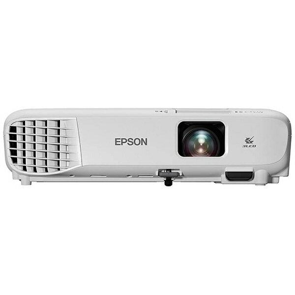 エプソン EPSON 【エントリーでポイント最大37倍 マラソン期間限定】データプロジェクター EB-X05[EBX05]