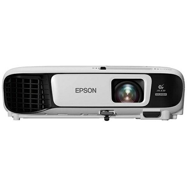 エプソン EPSON 【エントリーでポイント最大37倍 マラソン期間限定】データプロジェクター EB-U42[EBU42]