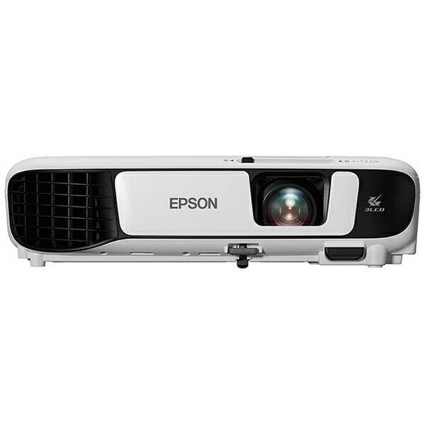 エプソン EPSON 【1000円OFFクーポン配布中!3/26 01:59まで】データプロジェクター EB-X41[EBX41]