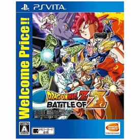 バンダイナムコエンターテインメント BANDAI NAMCO Entertainment ドラゴンボールZ BATTLE OF Z Welcome Price!!【PS Vitaゲームソフト】