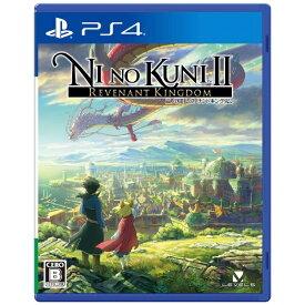 レベルファイブ LEVEL5 二ノ国II レヴァナントキングダム【PS4ゲームソフト】