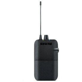SHURE シュアー ボディパック型受信機 P3R-JB