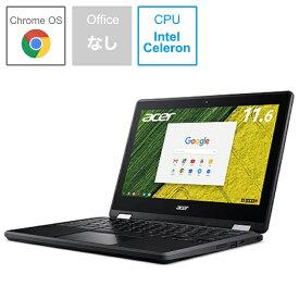 ACER エイサー R751T-N14N ノートパソコン Chromebook Spin 11 オブシディアンブラック [11.6型 /intel Celeron /eMMC:32GB /メモリ:4GB /2017年8月モデル][R751TN14N]
