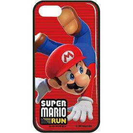 ハセプロ iPhone 7用 Mモデリングケース SUPER MARIO RUN マリオ スーパーマリオラン01 MC7