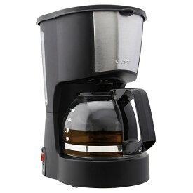 ドリテック dretec CM-100 コーヒーメーカー リラカフェ ブラック[CM100BK]