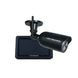 デルカテック DELCATEC 【屋外用】ワイヤレスカメラモニターセット WSC410S