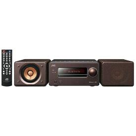 JVC ジェイブイシー ミニコンポ EXS55T [ワイドFM対応][CDコンポ EXS55T]