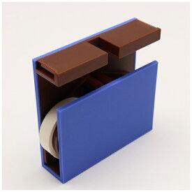 カモ井加工紙 KAMOI mt tape cutter twins ブルー×ブラウン MTTC0028