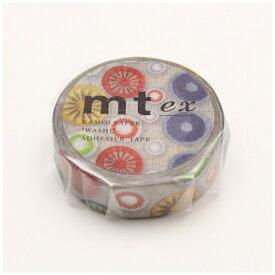 カモ井加工紙 KAMOI mtマスキングテープ mt ex 糸ボタン MTEX1P135