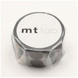 カモ井加工紙 KAMOI mtマスキングテープ mt fab 黒板・ドット MTBB005