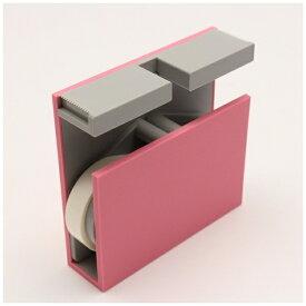 カモ井加工紙 KAMOI mt tape cutter twins ピンク×グレー MTTC0027