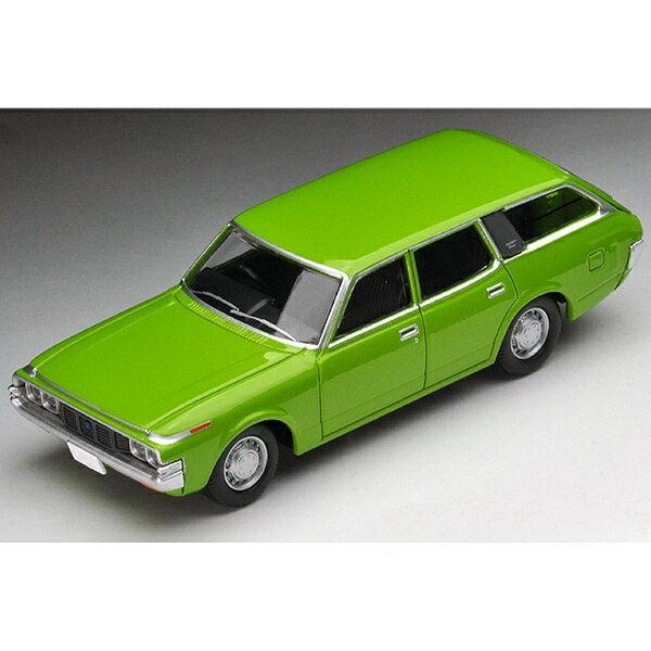 トミーテック トミカリミテッドヴィンテージ NEO LV-N163a クラウンバン 73年式(緑)