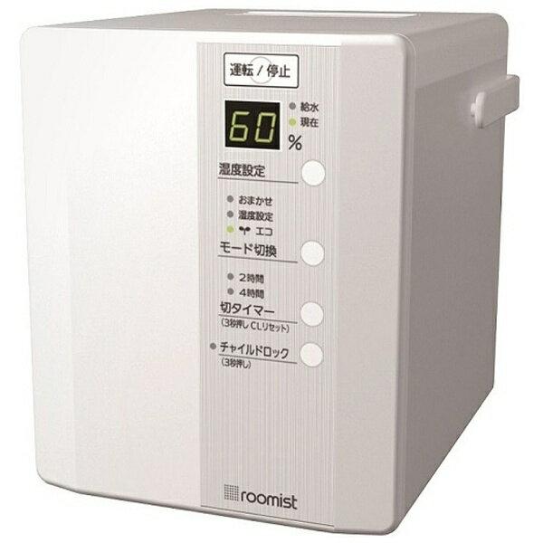 【送料無料】 三菱重工 スチーム式加湿器 「roomist」(〜10畳) SHE35PD-W