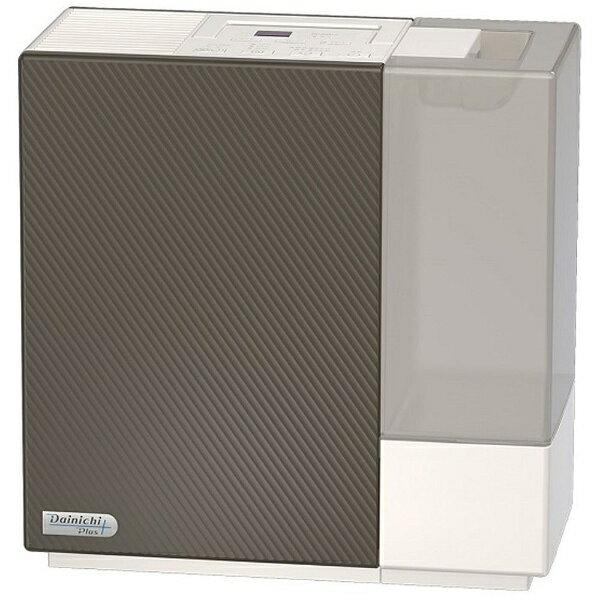 【送料無料】 ダイニチ工業 ハイブリッド式加湿器 (〜14畳) HD-RX517-T プレミアムブラウン