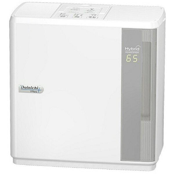 【送料無料】 ダイニチ工業 Dainichi ハイブリッド式加湿器 (〜8畳) HD-3017-W ホワイト