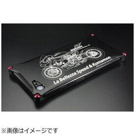 GILD design ギルドデザイン iPhone 7用 くまモン×ラ・ベレッツァ×GILDdesignコラボケース バイクモデル 42163 GKL-270BIK