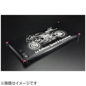 GILD design ギルドデザイン iPhone 7 Plus用 くまモン×ラ・ベレッツァ×GILDdesignコラボケース バイクモデル 42165GKL280BIK