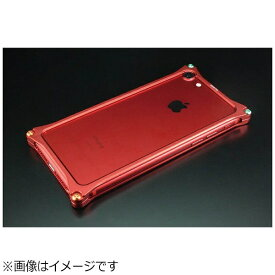 GILD design ギルドデザイン iPhone 7用 Solid Bumper -RADIO EVA Limited Matte RED- 式波・アスカ・ラングレー GIEV-272MRA
