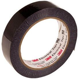 3Mジャパン スリーエムジャパン ポリエステル電気絶縁テープ 1350黒 19mmX66m