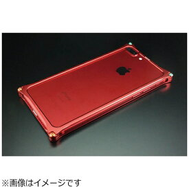 GILD design ギルドデザイン iPhone 7 Plus用 Solid Bumper -RADIO EVA Limited Matte RED- 式波・アスカ・ラングレー GIEV-282MRA