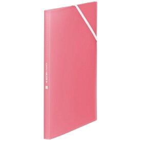 キングジム KING JIM クリアーファイル ホルダーイン12P ピンク