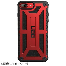 UAG URBAN ARMOR GEAR iPhone 7 Plus用 Monarch Case クリムゾン URBAN ARMOR GEAR UAG-RIPH7PLS-P-CR