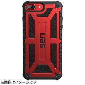 UAG URBAN ARMOR GEAR iPhone 7 Plus用 Monarch Case クリムゾン URBAN ARMOR GEAR UAG-RIPH7PLS-P-CR