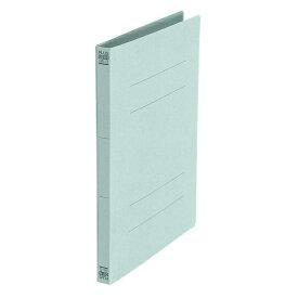 プラス PLUS [ファイル] フラットファイル ノンステッチ B5-S ブルー 3冊パック No.033NP