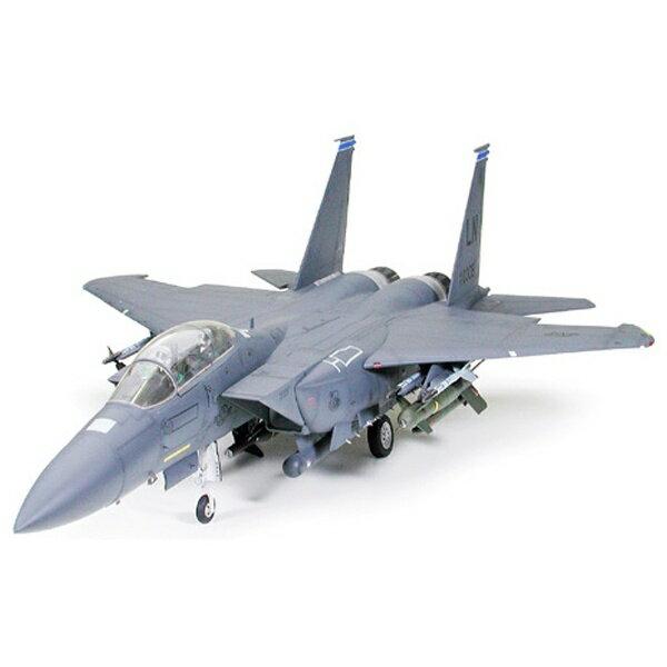 """タミヤ TAMIYA 1/32 エアークラフトシリーズ No.12 ボーイング F-15E ストライクイーグル """"バンカーバスター"""""""