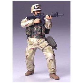 タミヤ TAMIYA 1/16 ワールドフィギュアシリーズ No.8 現用アメリカ陸軍歩兵(デザートユニフォーム)