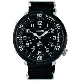 セイコー SEIKO [ソーラー時計]プロスペックス(PROSPEX) 「フィールドマスター LOWERCASEプロデュースモデル」 SBDJ027
