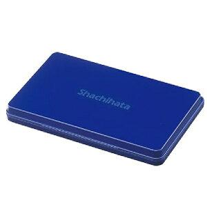 シヤチハタ Shachihata [スタンプ台] シャチハタ スタンプ台(特大形/藍)HGN-4-B[HGN4B]