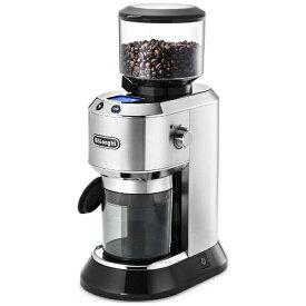 デロンギ Delonghi KG521J-M コーン式コーヒーグラインダー DEDICA(デディカ) メタルシルバー[KG521JM]