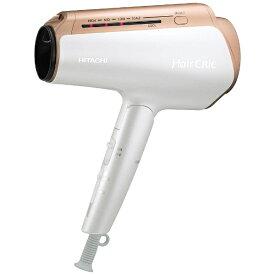 日立 HITACHI HD-NS910 ヘアードライヤー HairCRiePlus+(ヘアクリエ プラス+) パールホワイト [国内専用][ドライヤー 大風量 HDNS910]