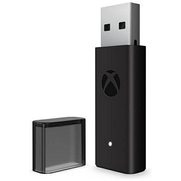 マイクロソフト Xbox ワイヤレス アダプター for Windows 10[Xbox One]