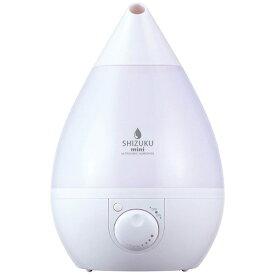 アピックス APIX AHD-037 加湿器 Humidifier ホワイト [超音波式 /約1.5L][AHD037]【加湿器】